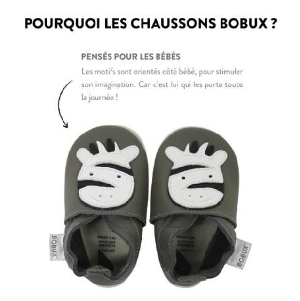 LES CHAUSSONS SOUPLES POUR RAMPER ET MARCHER À L' INTÉRIEUR à Gaillac | L'Ecocinelle